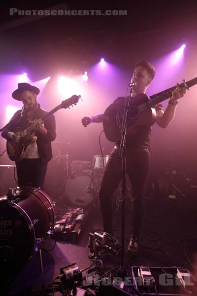 FOREIGN AFFAIRS - 2019-03-13 - PARIS - La Maroquinerie